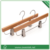 Made in China wholesale wooden bottom hanger