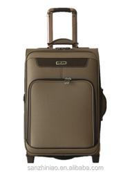 9028# Hot sale Three Birds Factory Wholesale 2O/24/23 Inch Trolley Luggage Bag