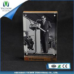 2015 new style acrylic creative photo frame, acrylic photo frame, open lovely hot sexy girl photo or photo picture frame