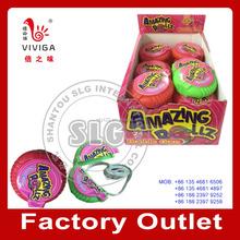 10g fruit tape roll bubble gum
