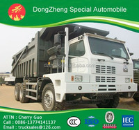 70ton mining dump/tipper truck with lower price and good quality made in china