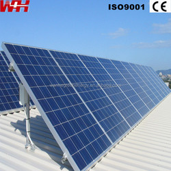 Photovoltaic 300W Flexible Solar Panels Price From China