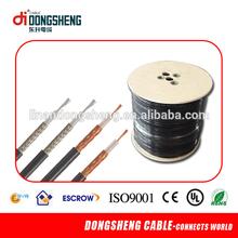 desde año 1991 cable de fábrica 50 ohmios coaxial cables rg213