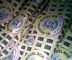 100%cotton african wax material