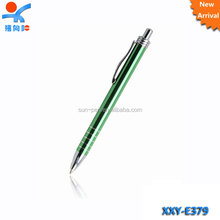 Chinese promotional items click novelty metal multifunction pen