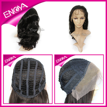 best Chinese remy virgin dreadlocks wig ponytail lace front wig