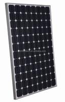 48v 125x125 cell 260w monocrystalline solar panel pv module