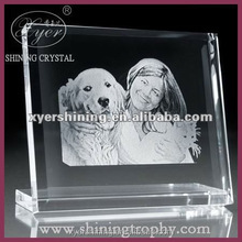 The most fashionable crystal laser photo frame in 2012