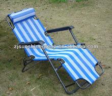 Folding adjustable easy chair