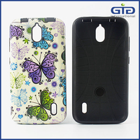Custom Design Water Printing Cell Phone Case For Huawei Y625