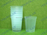 High Precision 180ml Specimen Container With Spout/Urine Cup