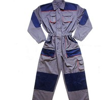 cover all work wear, Professional Reflective Work Coverall / One Piece Work Uniform