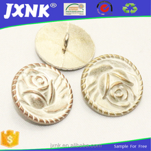flowers big sewing button button type and round shape buttons