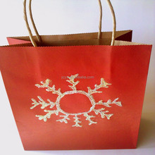 fashion lovely kids decorate gift paper bag printing