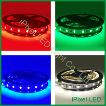 SMD5050 RGBW RGBWW 60leds/Meter dmx rgb led strip