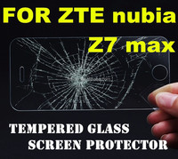 Transparent high clear mirror screen waterproof film guard mobile phone protector for ZTE nubia Z7 max