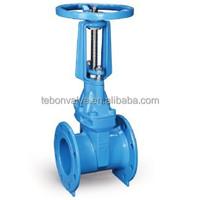 os&y gate valve/flanged gate valve/gate valve stem extension