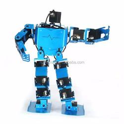Robotics Equipment Smart SCS Servo Support 17 DOF Humanoid Robot