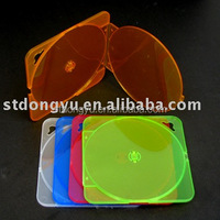 4.4mm Square-Round Shell CD Case