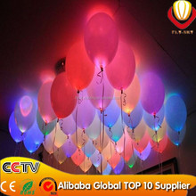 factory direct wholesale led balloon with CE & ROHS for wedding & party & Halloween & Christmas decoration