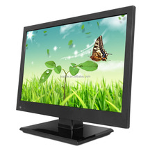New 15.6 inch solar TV LED display 12v dc led tv with low power consumption 5-10 W