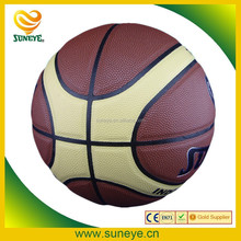 Bulk Cheap Leather Basketballs