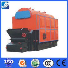 Resources recycling type biomass wood pellet boiler wood shaving boiler