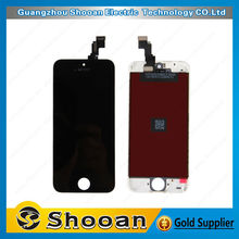 well tested 100% for iphone 5c lcd digitizer and back cover