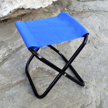 Folding stool portable fishing chair lift low outdoor stool beach chair max bearing 150kg