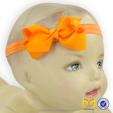 Newborns Flower Making Hair Accessories Baby Girls Bow Tie Headbands Infants Boutique BowKnot Headbands