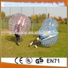 Homem carros infláveis bola bolha para venda/preços