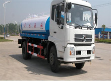Dongfeng 4x2 1000 litres stainless steel water tank truck price water trucks for drinking water