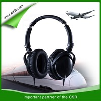 new design private model headphone with noise cancelling system from China Guangdong