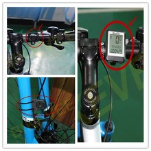 Distinctive Hot in Bike Exhibition Waterproof Wireless Cadence Bicycle Computer For Outdoor Transportation Bike Accessories
