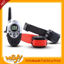 Hot selling pet dog products high quality electric shock dog collar