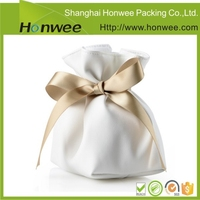 stand up small drawstring pouch bags