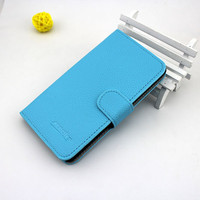 new arrival wallet flip leather cover case for ASUS zenfones 5