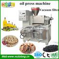 máquina de 40-60kg/h aceite de oliva prensado en frío