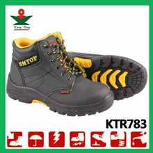 safety boots with siliocne toe cap and silicone midsole steel toed tennis shoes metal free safety shoes