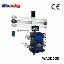 WA3D600 factory price 3D wheel alignment equipment for sale