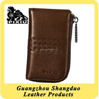 Super-hot Customizable Leather Renault Megane Card Key Case