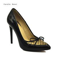 women shoes pumps in heel elegant lady fashion shoe