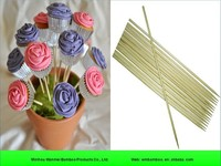 Made in China flexible bamboo flower stick