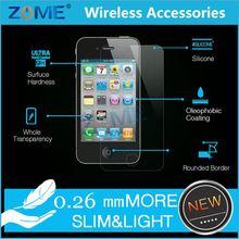 Per iphone 4/4s vetro temperato new prodotti protezione dello schermo