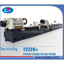 deep hole drilling boring machine
