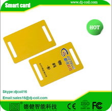 rfid blocking sleeve card 13.56mhz