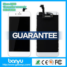 Hot selling lcd digitizer assembly replacement parts for iphone 6 screen