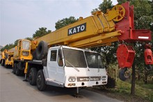 Kato used japan original crane 50Ton