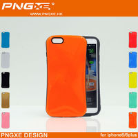 Guangdong mobile accessories manufacturer sell orange iface case for iphone6