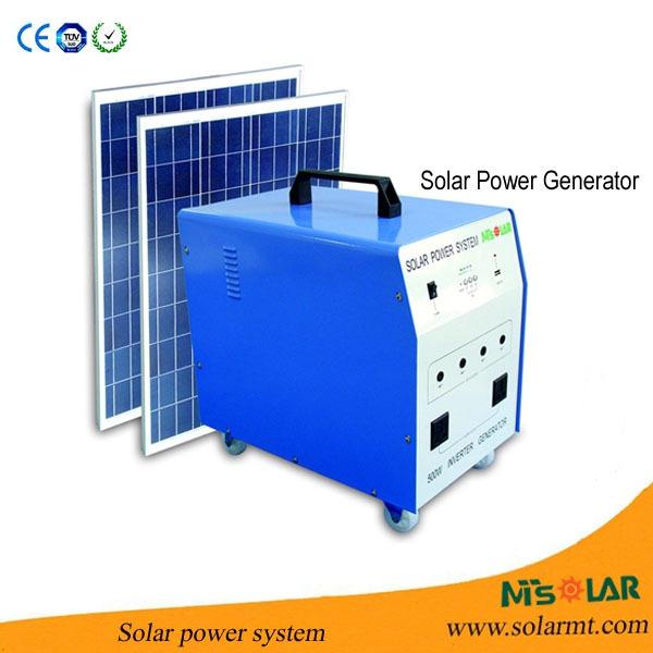 Discount Now Home Solar Power Generator System 220v 3000w